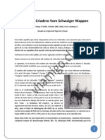 Historia del Criadero Vom Schwaiger Wappen (Alemania) - Spanish