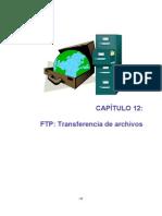 FTP Transfer en CIA de Archivos
