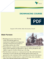Iron Making Course - Blast Furnace