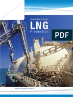 Contamination Control for LNG Production