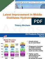 2 Latest Improvement Middle Distillates CD