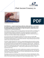 123867023-Archeologists Find Ancient Cemetery in Egypt