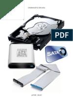 Comparativa entre discos duros IDE y SATA