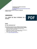 Monografia El Laser de Baja Potencia en La Medicina Actua 205) 1