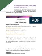 Avant Window Navigator Con El Tema Lucido (PDF)