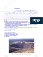 9. Open Pit Mining