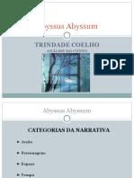 Abyssus Abyssum estrutura