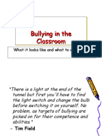Bullying in Classroom[1]