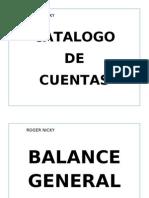 CATALOGO DE CTAS123