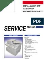 SCX-6122FN
