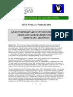 CITA Working Paper2 2011