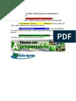 CLASSE TOXICOLÓGICA DE AGROTÓXICO