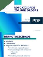 Nefrotoxicidade Por Drogas