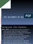 The Sultanate of Delhi