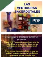 VESTIDURAS SACERDOTALES