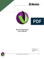 Serv-U Users Manual