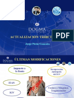 Modificaciones Tributarias