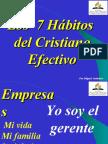 Los 7 Habitos Del Cristiano