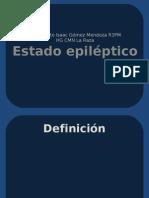 Estado epiléptico