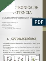 Electronic A de POTENCIA (Optoelectronica y Aplicacion Fet y Tbj)