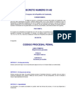 21159 Decreto Del Congreso 51-92 Cpp