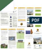 SunBee - Solar Energy Experts (Brochure)