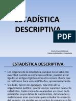 Estadistica Descriptiva Clase 1