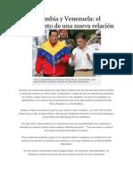 Colombia y Venezuela Mocroeconomia