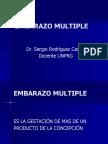 Clase Embarazo Multiple y Iso Rh - Unprg