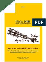 Der Hass Auf Mobilfunk in Polen Signale2009S