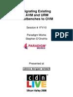 AVMandURMtoOVMMigration Paper