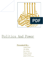 Politics and Power