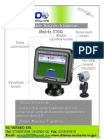 GPS agricol de la Teejet - Agricultura de precizie