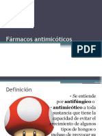 Antimicóticos