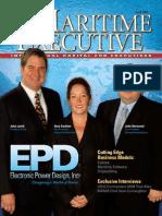 EPD Cover Maritime Executive C