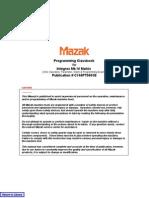 Mazak Programing Class Book