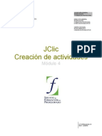 Jclic Manual