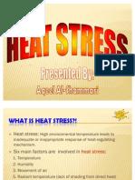 ((Heat Stress))