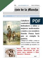 Periodico Don Quijote de La Mancha