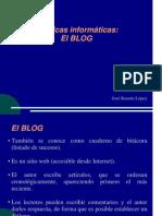 APUNTES Blogger (Jose Ramón López)