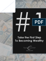 Take the First Step to Becoming Wealthy