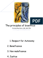 7864189 the Principles of Bioethics