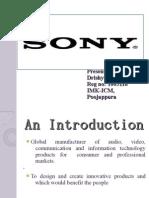 Sony - Drish