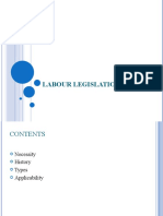 Labour Legislation