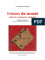 Aventure Mystérieuse Robert Charroux Trésors du Monde