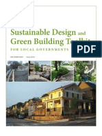 Sustainable Design and Green Buidling Toolkit for Local Governments