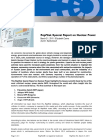 RepRisk Special Report on Nuclear Power
