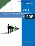Gestão de Recursos Humanos e Inovação - Relações com o Ambiente Organizacional