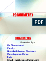 POLARIMETRY, ppt