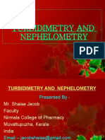 Nephlometry and Amperometry